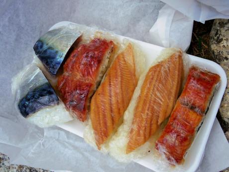 錦市場お寿司