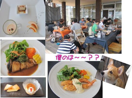 2012・08・12カフェにて