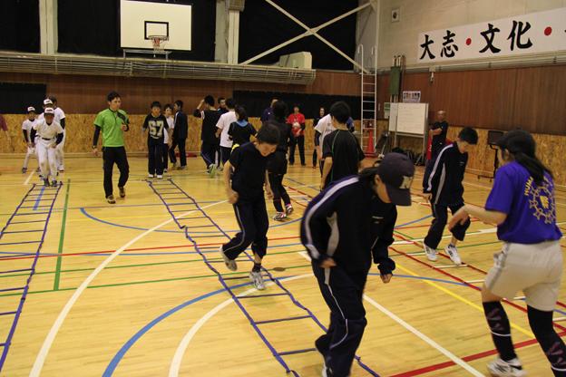 20141008フィジカルトレーニング