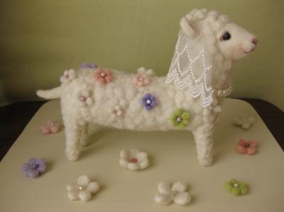 wedding 羊 Ⅱ 3