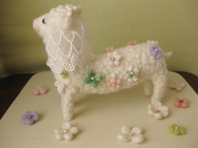 wedding 羊 Ⅱ 4