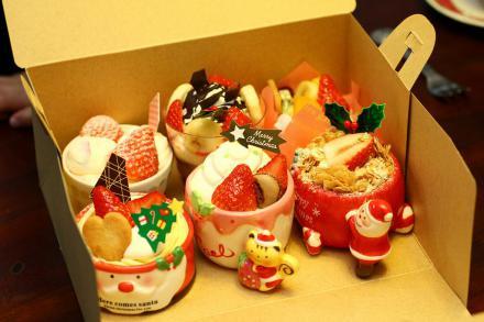 クリスマス★ケーキ