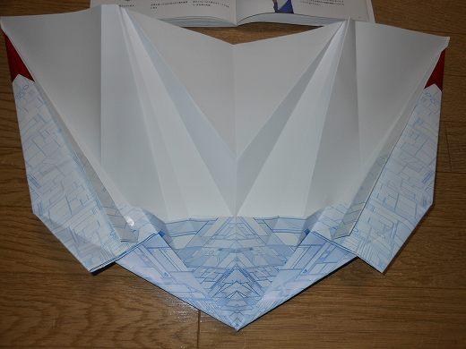 ハート 折り紙 立体紙飛行機折り方 : obihiropac.blog.fc2.com