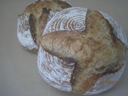 ハード系パン 012