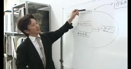 漫画家_荒木飛呂彦_先生_講座02