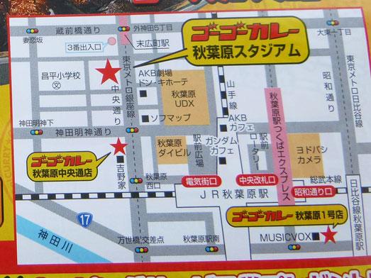 ゴーゴーカレー秋葉原スタジアム店55円005
