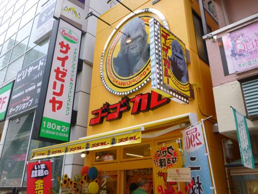 ゴーゴーカレー秋葉原スタジアム店55円006
