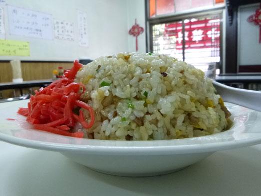 西千葉中華料理鵬来チャーハン大盛りランチ014