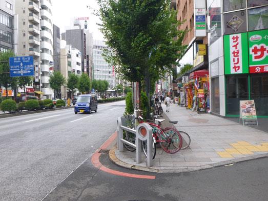 ステーキのくいしんぼ神田神保町店でハンバーグランチ002