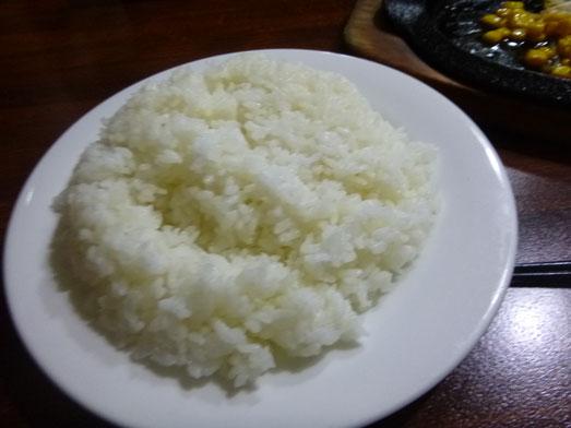 ステーキのくいしんぼ神田神保町店でハンバーグランチ017