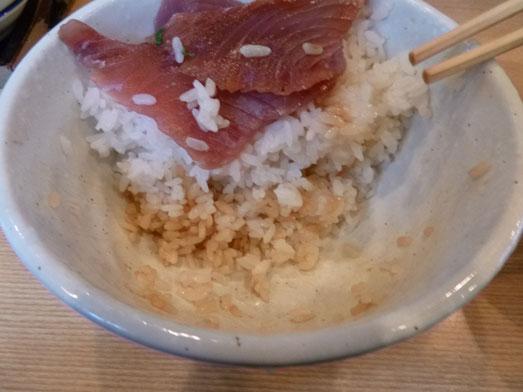 秋葉原○喜まぐろ亭の海鮮丼まぐろ丼大盛り014
