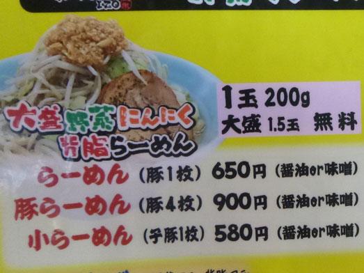 銚子麺家異造大盛り野菜増し008