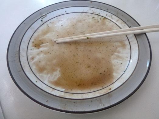 銚子すず屋食堂で焼きそばランチ大盛り018