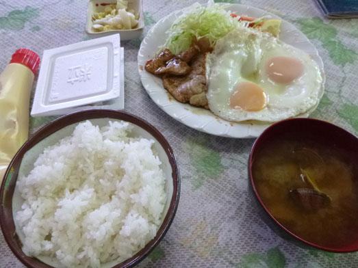 飯岡つちや食堂でサーファー定食ランチ013