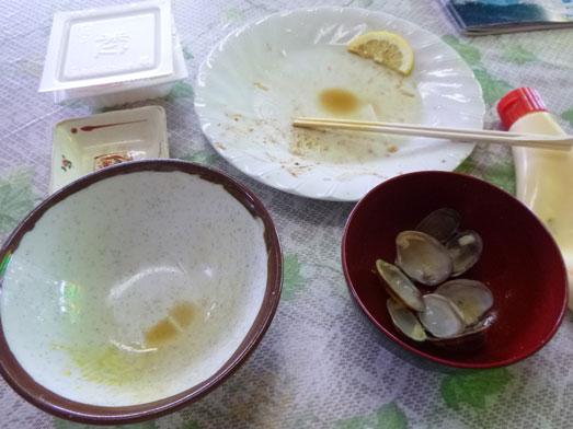 飯岡つちや食堂でサーファー定食ランチ020