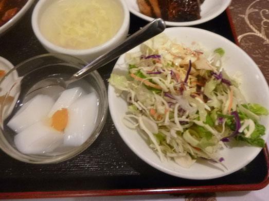 神田須田町随苑定食ランチチャーハンおかわり自由014