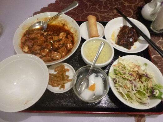 神田須田町随苑定食ランチチャーハンおかわり自由015
