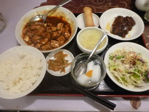 神田須田町随苑定食ランチチャーハンおかわり自由016