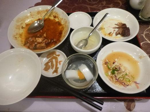 神田須田町随苑定食ランチチャーハンおかわり自由018