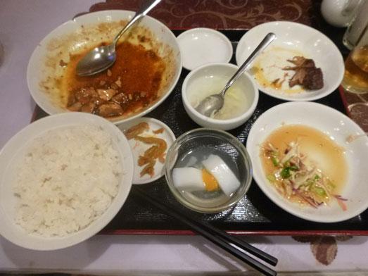 神田須田町随苑定食ランチチャーハンおかわり自由019