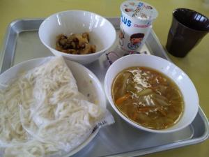 わぁい!ソフト麺~ ( ´∀`)