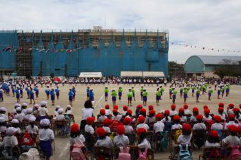 2012 小学校運動会