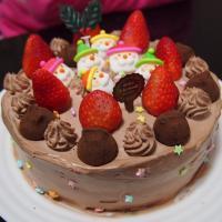 おいしそうなチョコレートケーキ☆