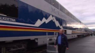 アラスカ鉄道(1)