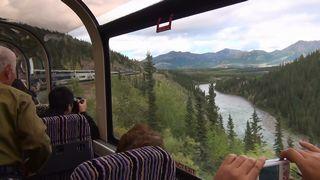 アラスカ鉄道(2)