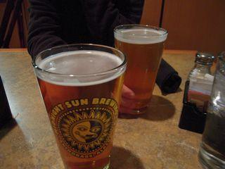 アラスカのビール(7)