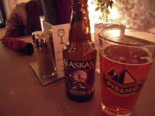 アラスカのビール(2)