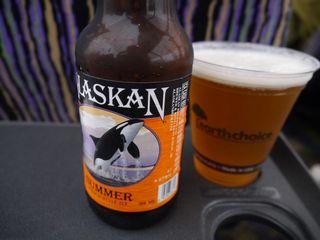 アラスカのビール(5)