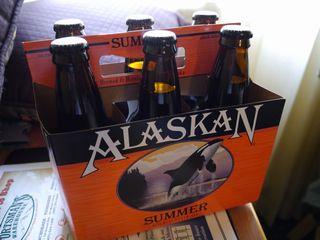 アラスカのビール(1)