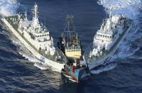 中国不法船を「傷つけずに拿捕」 海上保安庁の実力