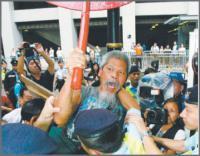 香港の活動家07