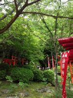 宮地岳神社5・15