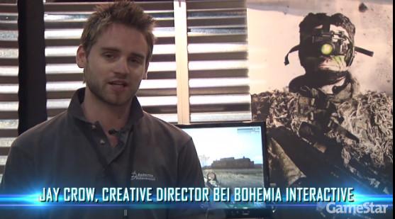 E3 2012 Arma3 00