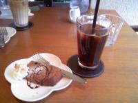 日曜日ランチはカフェで*