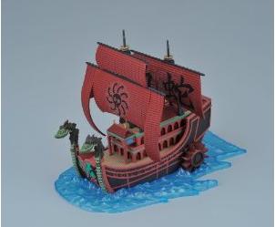 ハンコック海賊船 画像
