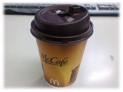 マクドナルド プレミアムコーヒー