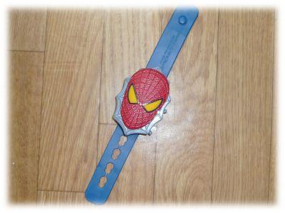 スパイダーマンウォッチ