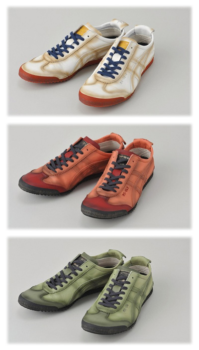 STRICT-G Onitsuka Tiger  「RX-78-2」「MS-06」「MS-06S」