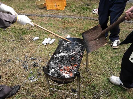 2012焼き芋開始