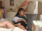 【盗撮】家庭教師が巨乳受験生にした事の全記録!受験生の巨乳にむしゃぶりつく!