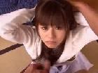 【瑠川リナ】美少女の手を後ろで縛って喉奥までズボッ!(XVIDEOS)