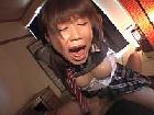 【巨乳動画】中出しされる女子校生二人の男に犯され中出しされる女子校生!
