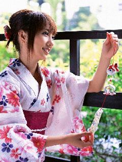 日本の夏を語る上では欠かせない浴衣美女[画像]