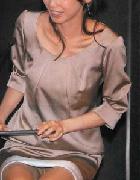 加藤綾子アナ透けパンツが丸見え過ぎてヤバい他お宝画像裏流出