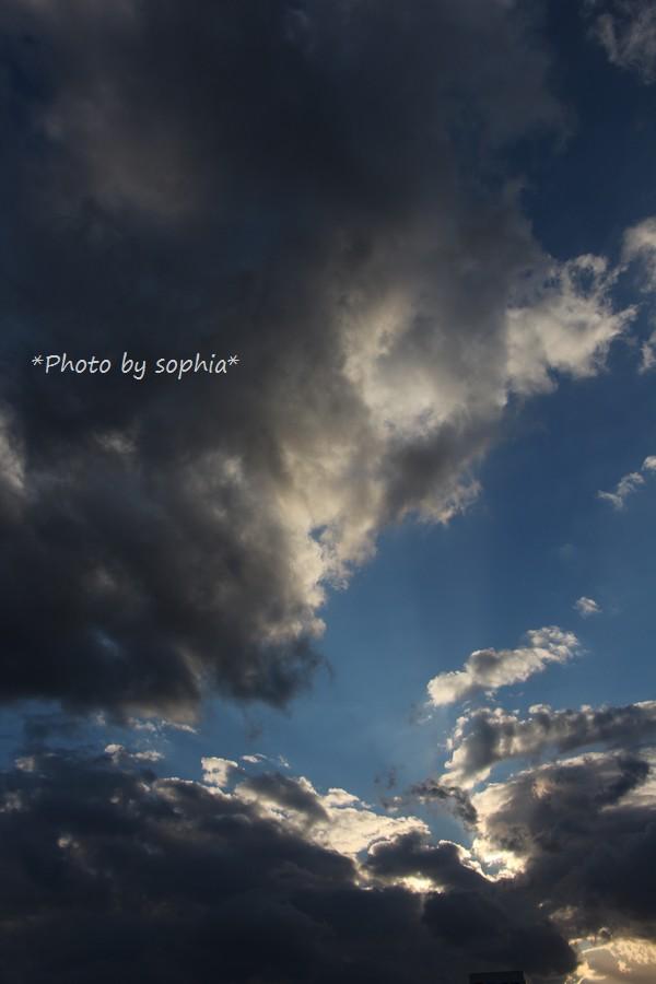 2014年11月15日の空