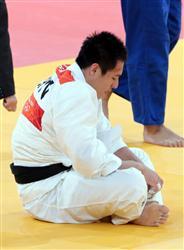 ::::柔道男子100キロ級2回戦   jdo12080300560000-n1